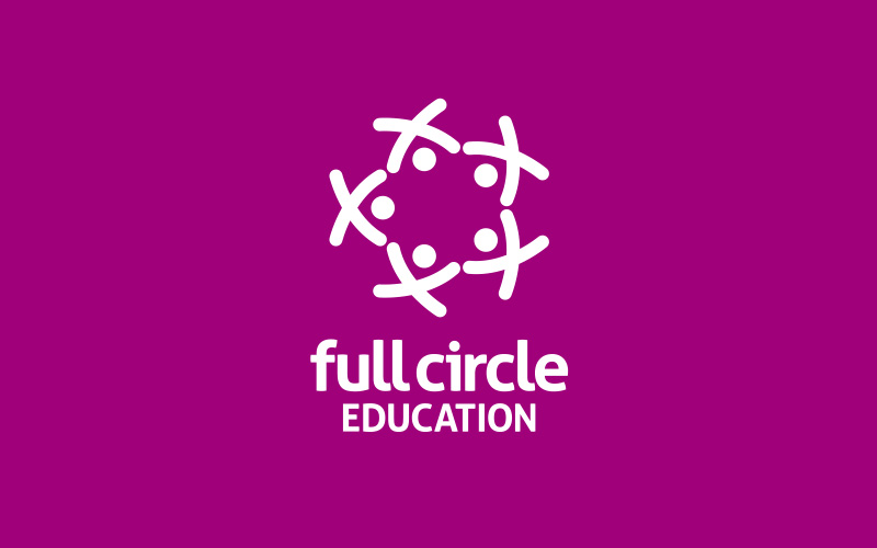 Full Circle Education Branding and Design