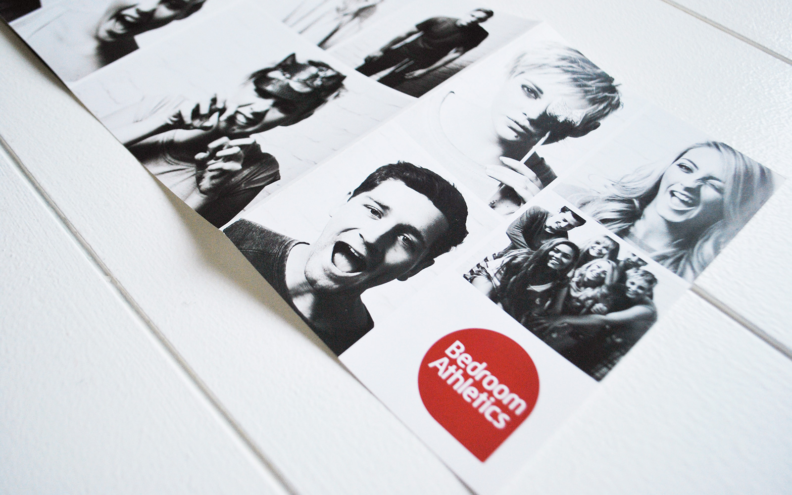 Bedroom Athletics Design for Print