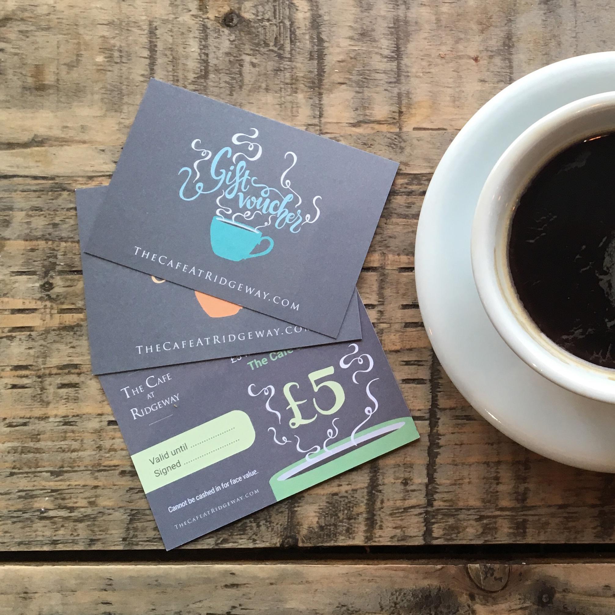 Cafe at Ridgeway Design