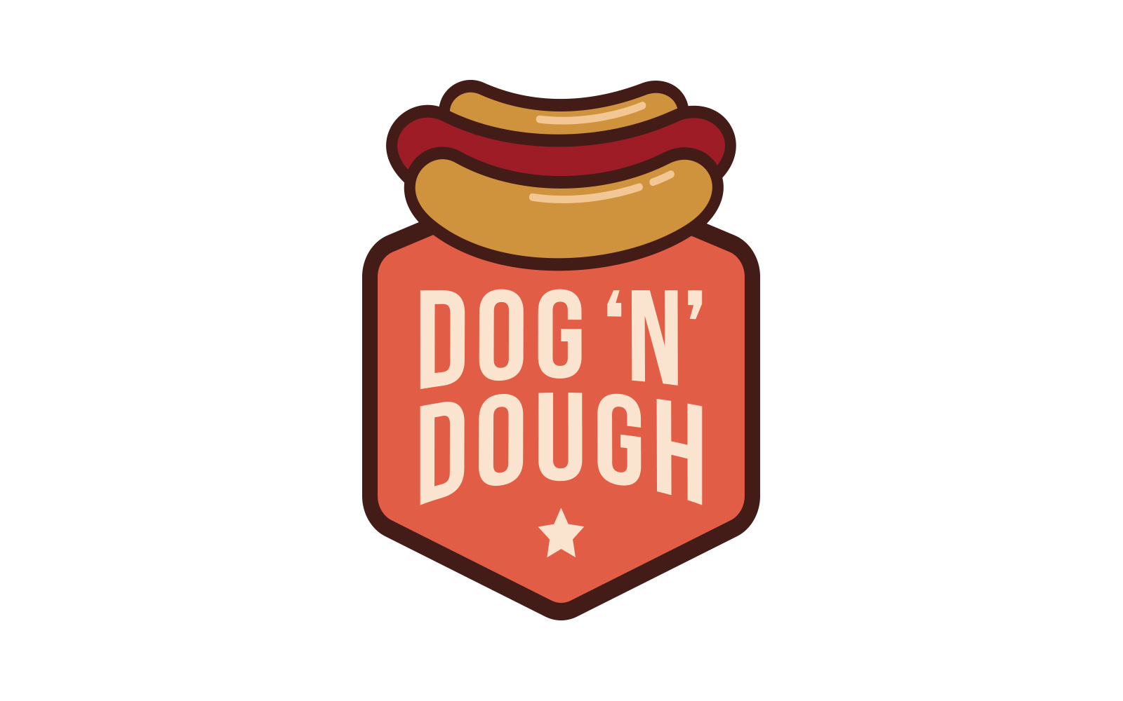 Dog n Dough Branding