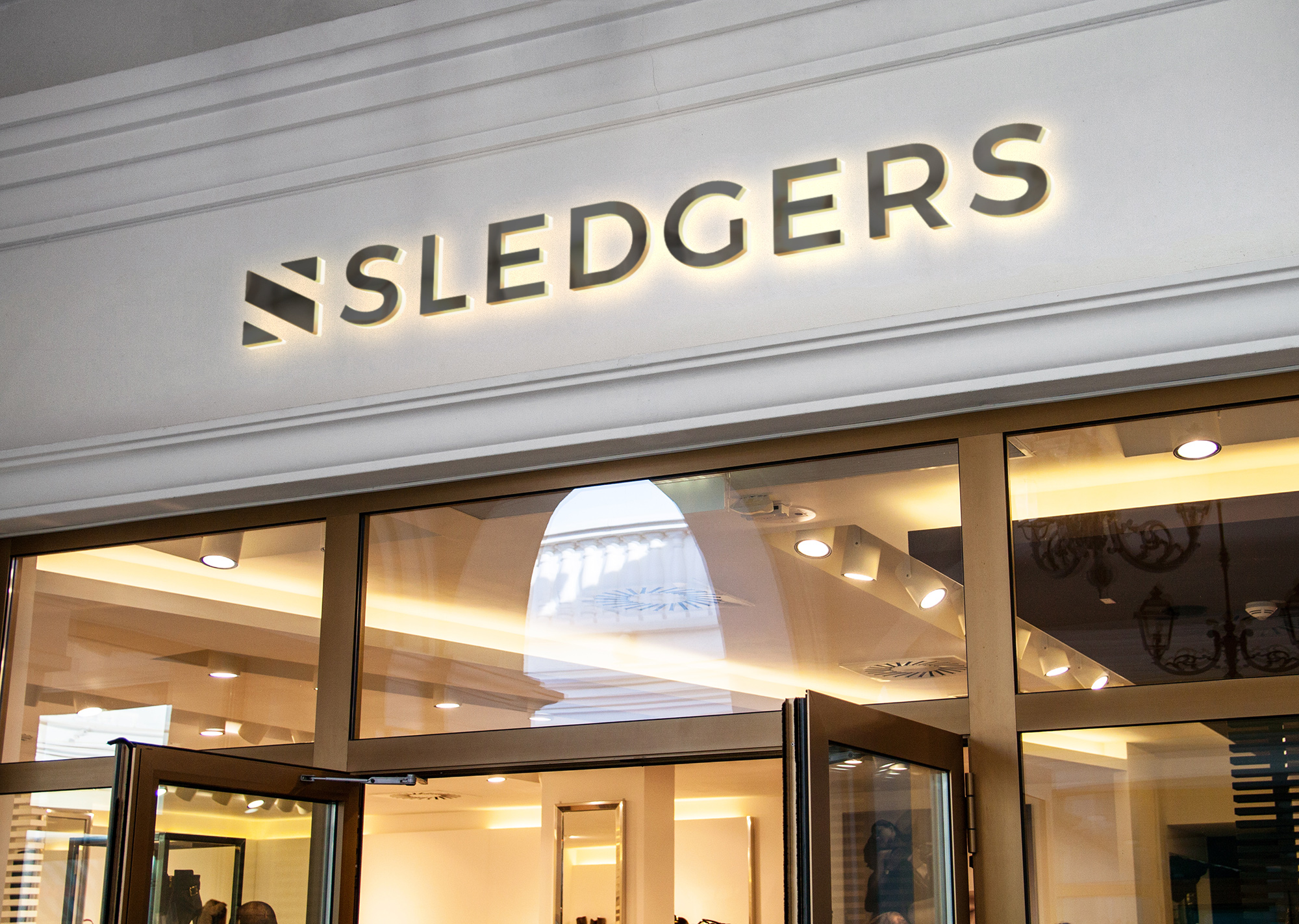 Sledgers Store Front