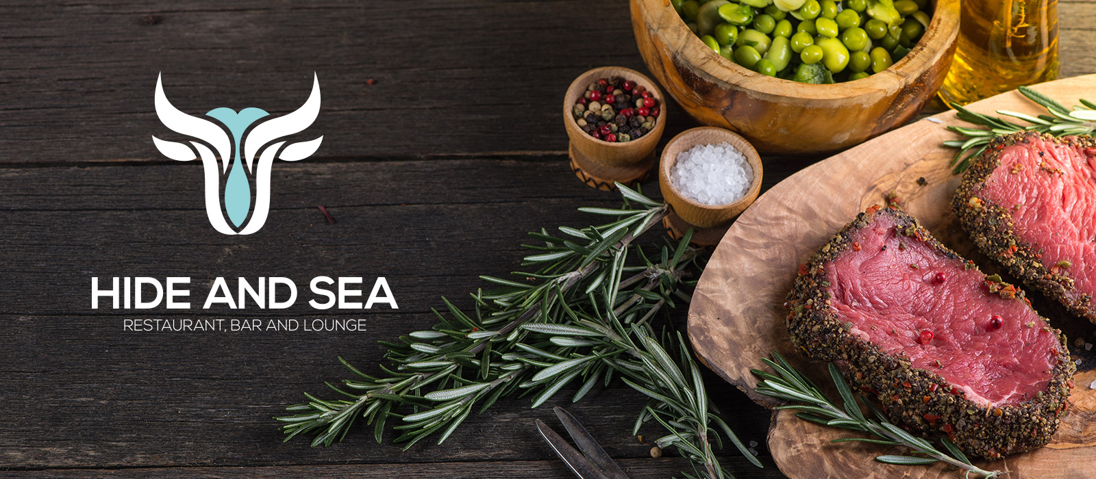 Branding for HIDE AND SEA