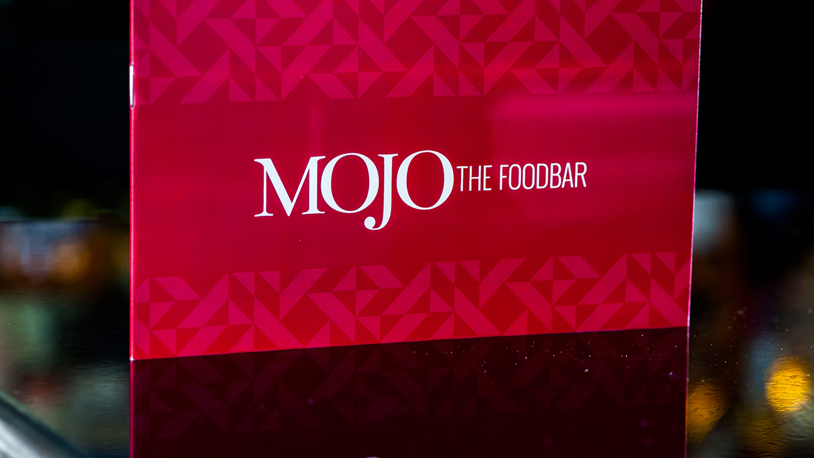 Mojo The FoodBar Design
