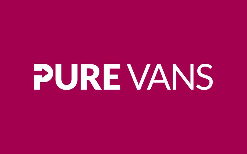 Pure Vans - Branding