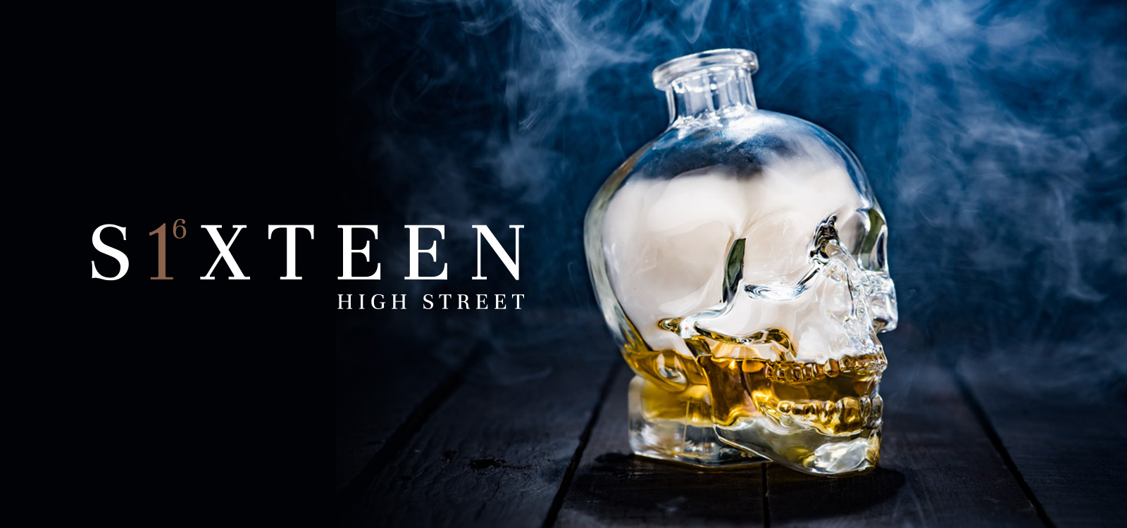Sixteen High Street - Branding & Advertising